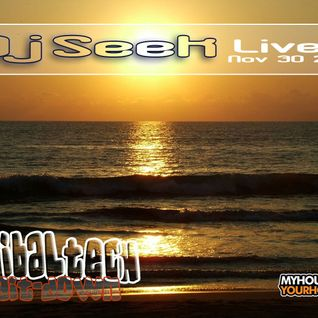 Dj Seek - Live on Tribal Tech Git Down (Nov 30 2011)