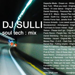Dj Sulli - Soul Tech Mix