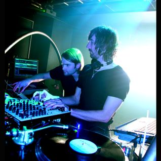 Troy Pierce & Jon Gaiser @ NightOffice Tbilisi 16-12-06 Part 2