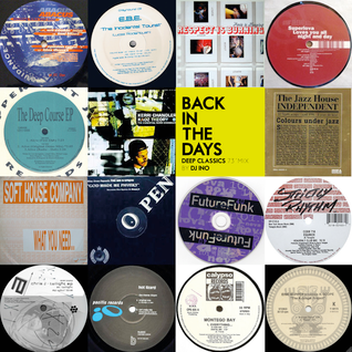 2014 ☆ Back In The Days by DJ Ino 73´Mix