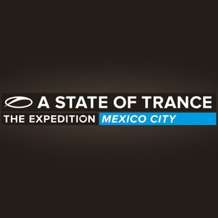 Armin van Buuren's warm-up hour from ASOT 600 Mexico City