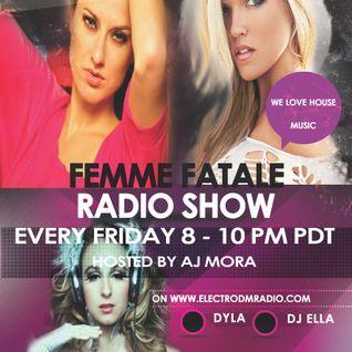 Femme Fatale Radio Show 10/5/12