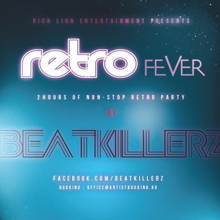 BEATKILLERZ - RETRO FEVER, OLD BUT ALL FRESH, WINTER PROMO MIX 2013
