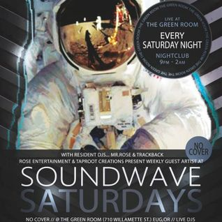 Silpher - Live at Soundwave Saturdays (March 22, 2014)