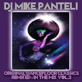 DJ Mike Panteli - Original Dancefloor Classics (Remixed & in The Mix Vol.2)