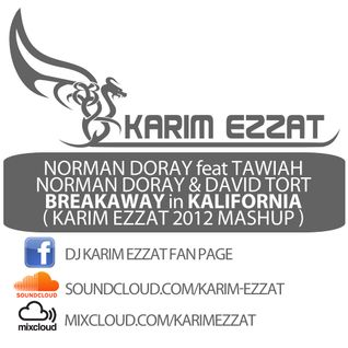 Norman Doray Feat Tawiah vs David Tort  - Breakaway Kalifornia ( Karim Ezzat 2012 Mashup )