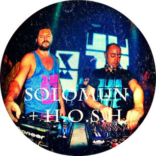 Solomun + H.O.S.H. - Live @ Diynamic Neon Nights Closing Party [09.13]