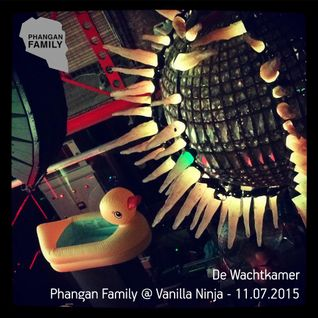 De Wachtkamer - Phangan Family @ Vanilla Ninja, Moscow (11.07.2015)