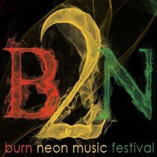 Jonesy @ Burn Neon Music Festival