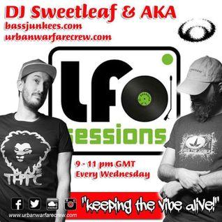 L.F.O. SESSIONS - DJ Sweetleaf / AKA - Urban Warfare Crew - 19.10.2016