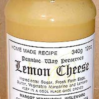 LEMON CHEESE MIX - LEMON DRIZLAY CREW