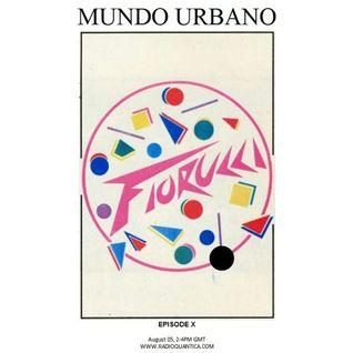 Mundo Urbano #10 (05/08/2016)