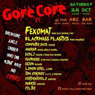 Fexomat @ Gore Core VI [Arc/Bristol] 2013