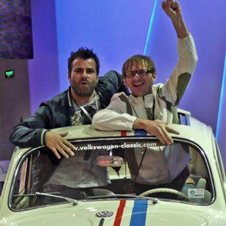 Chris Coco & Pete Gooding / Bestival Radio 2012