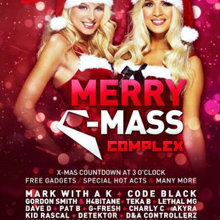 Lethal MG - Complex - Merry C-mas 2012 - Promomix