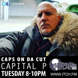 Capital P - CAPS ON DA CUT - 08
