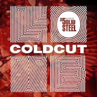 Solid Steel Radio Show 30/8/2013 Part 1 + 2 - Coldcut