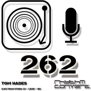 Techno Music | Tom Hades in the Rhythm Convert(ed) Podcast 262 (Classics Special pt1 - Le Cadran)
