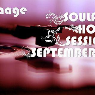 DJ Vaage - Soulful House Session September 2013