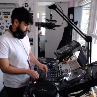 Darker Than Wax with Aaron DRM (Bastard Jazz) @ The Lot Radio 09 April 2016