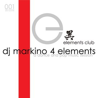 DJ Markino 4 Elements - Pop Dance Music Session (001)