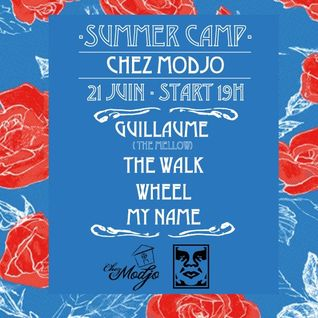 WHeeL /Smoooth Select @ SummerCamp @ MODJO Btz /OBEY  june21/2013