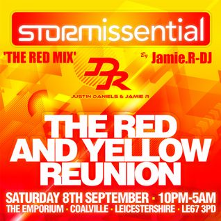 STORMISSENTIAL - (The RED Mix) By Jamie.R-DJ