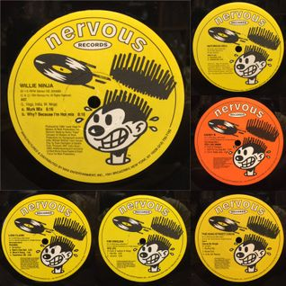 nervous Records !!! Feel Like Singin' mix !! '92-'98 !! ★ BOP ★ MAW ★D.Morales ★ MoodⅡSwing ...
