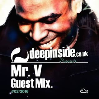 DEEPINSIDE presents Mr. V (Exclusive Guest Mix)
