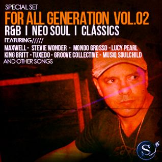 Special Set - R&B l Neo Soul l And Clássics For All Generations Vol. 2.