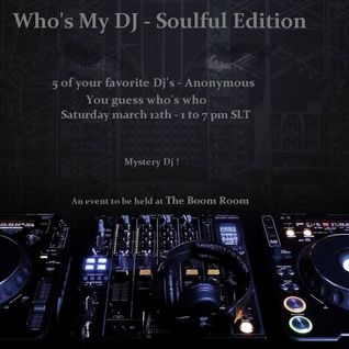 DJ Cat Mix at Who's My DJ - Soulful Edition