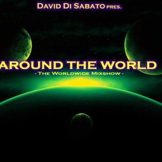"""David Di Sabato pres. """"Around The World"""" [Episode #007] - The Mixshow"""