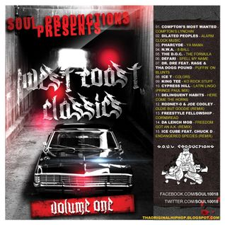 S.O.U.L. PRODUCTIONS PRESENTS - WEST COAST CLASSICS V1