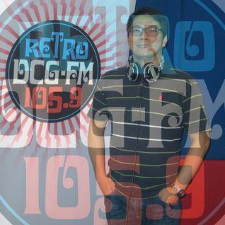 Club Retro 105.9 DCG FM June 18, 2016 mix 3rd set (New Wave)