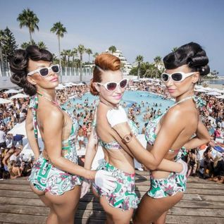 2015 Pool Party Electro summer Mix Part1