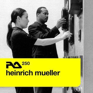 RA.250 Heinrich Mueller