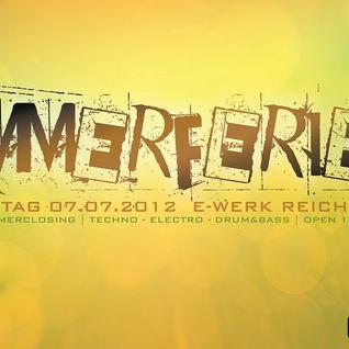 T!LT @ Summerclosing E-Werk, Reichenbach (07.07.12)