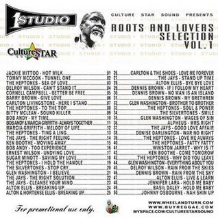 Culture Star Sound - Studio One Mix