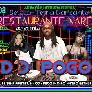 DJ Pogo Live @ Restautante SAO PAULO