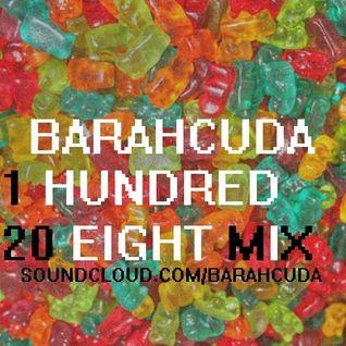 Barahcuda - 1 HUNDRED 20 EIGHT MIX (22 Min of Heavy Hitting Electro Tracks)