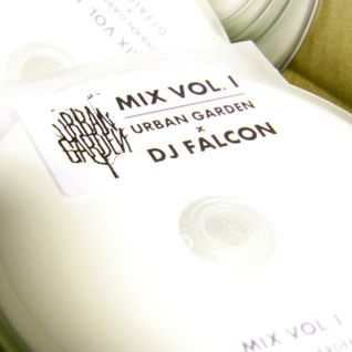 DJ Falcon aka funkyfalc - PROMO MIX-CD FOR URBAN GARDEN CLUB / recorded 10.2011