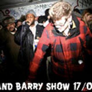 Tim & Barry show dejavufm 17-01-2011