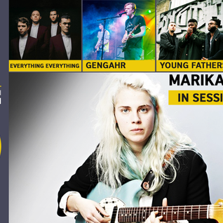 The Selector (Show 719 Ukrainian version) w/ Marika Hackman & Kinlaw