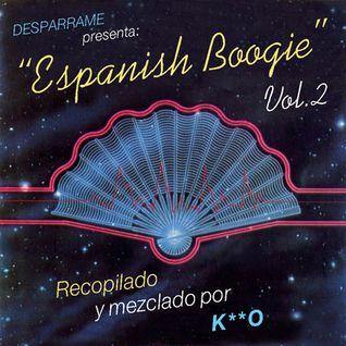 "K**O ""Espanish Boogie Vol.2"""