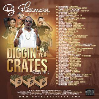 Diggin In Tha Crates pt. 2 (Blend Cd)