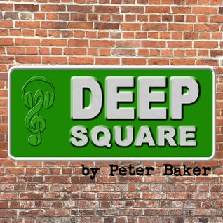 DEEP SQUARE 004 by Peter Baker