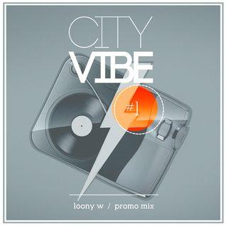 Loony W - City Vibe Promo Mix 01   www.facebook.com/cityvibepl