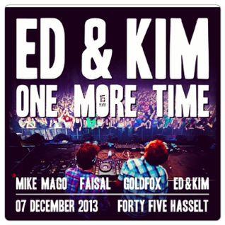 Ed&Kim flashback dj-set @ Phunk That/The Zoo, recorded 26/01/08