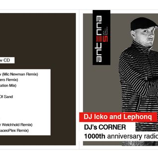 Djs Corner 1000th anniversary Mix by Icko & Lephonq