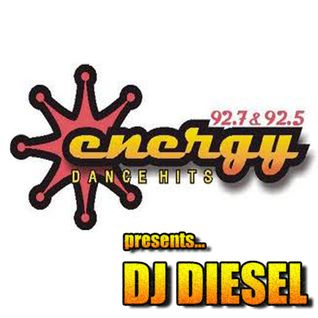 Energy 92.7-5 presents DJ Diesel